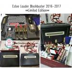 Estee Lauder Blockbuster 2016 - 2017 Limited Edition ชุดของขวัญที่สาวๆรอคอย หรูหรา อลังการ เหมาะที่จะเป็นของฝากของขวัญให้กับคนพิเศษ เป็นการรวบรวมผลิตภัณฑ์ใหม่ๆและขายดียอดนิยมในปีนั้นๆมารวมเซ็ทเอาใจสาวๆ ให้ต้องแย่งชิงกันทุกปี มีทั้งเมคอัพ และบำรุงผิว ครบแล