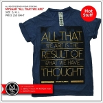 All That We Are - Dark Blue