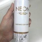 Neon Whitening Body Lotion 250ml.