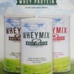 Whey Mixx protein (เวย์มิกซ์โปรตีน) น้ำเข้าจากอเมริกา ลดน้ำหนักอย่างได้ผล