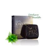 Onyx Soap (สบู่โอนิกซ์) สบู่หน้าใส ไร้สิว ฝ้า กระ จุดด่างดำ 70 g. ราคา 290 บาท ส่งฟรี