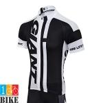 เสื้อปั้นจักรยาน Giant 2015 สีดำขาว