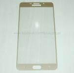 ฟิล์มกระจกเต็มจอ Samsung A9 , A9 Pro ( สีทอง )