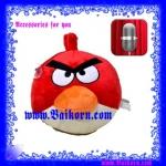ตุ๊กตาอัดเสียงเจ้านก Angry Bird ( ) เป็นตุ๊กตาอัดเสียงสไตล์เจ้านก Angry Bird สี แดง