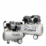**ปั๊มลมพูม่าแบบไม่ใช้น้ำมัน PUMA Oilfree compressor OS-50