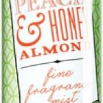 Bath & Body Works Peach & Honey Almond Fine Fragrance Mist 236 ml. สเปร์ยน้ำหอมที่ให้กลิ่นติดกายตลอดวัน กลิ่นหอมละมุนของกลิ่นพีชผสมกลิ่นวนิลลา หอมอ่อนๆ หวานๆ น่ารักดีคะ