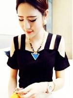 เสื้อแฟชั่น-1380-สีดำ
