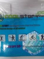 ปลอกแขน COOL STORY สำหรับกิจกรรมกลางแจ้ง ป้องกันUV 99%