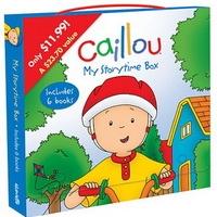 ชุดหนังสือคายู / Caillou Boxed set