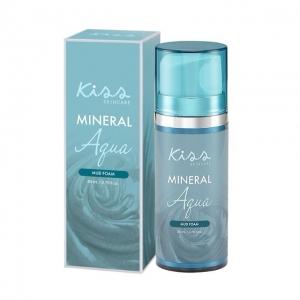Kiss Mineral Aqua Mud Foam โฟมล้างหน้า จากโคลนทะเลสาปเดดซี