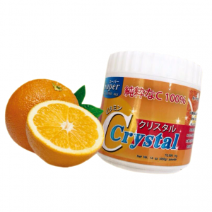 Super C Crystal 70,000 mg ซุปเปอร์ซีคริสตัล วิตามินซีบริสุทธิ์ ขาวไว 2 เท่า