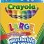 Crayola Washable Crayons 16-pk. thumbnail 1