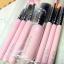 Sweet Pink Hello Kitty Makeup Brush Set ชุดแปรงแต่งหน้า ฮัลโหล คิตตี้ พร้อมกล่อง thumbnail 14