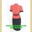 2732เสื้อผ้าคนอ้วน ชุดทำงานแต่งปกแขนเอวลวดลายไทยกระดุมหน้าสไตล์ชุดภูมิฐานเป็นทางการ thumbnail 4