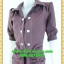 2494ชุดทํางาน เสื้อผ้าคนอ้วนชุดปกเชิ๊ตสุภาพผ้าโอซาก้า แขนยาวตุ๊กตา โชว์ด้ายขาวตัดทั้งชุดเพิ่มลวดลายเสริมด้วยกระดุมสวยงาม thumbnail 3