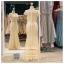 รหัส ชุดราตรียาว : PF023 ชุดราตรียาว สีครีม มีเพรชประดับที่เอว เหมาะใส่ออกงานกลางคืน งานแต่งงาน งานกาล่าดินเนอร์ งานเลี้ยง งานพรอม งานรับกระบี่ thumbnail 2