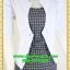 2564ชุดทํางาน เสื้อผ้าคนอ้วนแจ๊คเก็ตขาวคลุมด้านนอกคล้ายสวมทับเกาะอกด้านในสไตล์สาวมั่นใจ คล่องตัว โดดเด่นด้วยช่วงต้นแขนยกย่นด้านข้างทันสมัย thumbnail 2