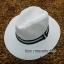 หมวกปานามา,หมวกทรงปานามา หมวกคาวบอย,หมวกเคาบอย,ปานามาปีกกว้าง สินค้าพร้อมส่งค่ะ thumbnail 1