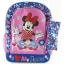 Minnie Mouse 16 inch Backpack - I Love My Skates thumbnail 1