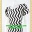 2766ชุดเดรสทำงาน เสื้อผ้าคนอ้วนชุดผ้าItaly Silk100%คอกลมแขนกลีบบัวลายเวฟเข้ารูปทรงตรงสไตล์ผู้ดีเนี๊ยบ thumbnail 3