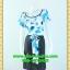 2431ชุดทํางาน เสื้อผ้าคนอ้วนลายคอกลมจีบทวิสต์กุ๊นดำสไตล์แอคทีฟ เรียบร้อย thumbnail 1