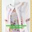 2681เสื้อผ้าคนอ้วน เสื้อผ้าแฟชั่นคอกลมตัวในมีตัวนอกคลุมทับลายกราฟฟิคสไตล์หวานเรียบร้อยสุภาพเป็นทางการ thumbnail 3