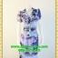 1520เสื้อผ้าคนอ้วนคอพวงระบาย ชุดแต่งโปรงจีบรอบเอวสีชมพูสไตล์หวานน่ารักแขนตุ๊กตามีจีบเล็กน้อยเก็บรายละเอียดมากให้ได้ความสวยงาม thumbnail 1