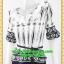 2665ชุดทํางาน เสื้อผ้าคนอ้วนผ้าเครปพิมพ์ลายข้างลำตัวโดดเด่นสะดุดตาแขนทรงระฆังคอกลมระบายรอบ สวมใส่สบายหรูหราอลังการเลือกใส่เป็นชุดออกงานเลิศหรู thumbnail 3