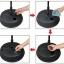 อุปกรณ์ชกมวย เป้าชก Adult ball speed 120-150 cm (สีแดง) thumbnail 5