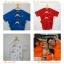 """เสื้อพ่อแม่ลูก ไซส์ใหญ่ไปถึงไซส์เล็ก ..พร้อมส่ง...สีแดง เซ็ท """"ส้ม..ตัวแทนความสุขและโชคลาภค่ะ"""" thumbnail 5"""