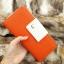 กระเป๋าสตางค์ผู้หญิง ทรงยาว รุ่น Cheer Orange/White thumbnail 9