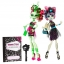 Monster High Zombie Shake Rochelle Goyle and Venus McFlytrap Doll (2-Pack) thumbnail 2