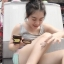 M. Chue Oatmeal Face & Body Scrub (With Cofee) 100g. thumbnail 5