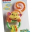 Fisher-Price Rainforest Monkey Teether ยางกัด thumbnail 1