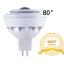LED Spot Light 5W 220V หลอดไฟสปอตไลท์ 5วัตต์ 220โวลต์ รุ่น Zoom thumbnail 4