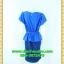 2526เสื้อผ้าคนอ้วน ชุดทำงานคอกลมแขนเลยแต่งจีบข้างลำตัวและระบายชายเอวด้วยลายกระโปรงลายผ้าไทยสะดุดตา thumbnail 4