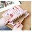 กระเป๋าสตางค์ผู้หญิง ทรงยาว รุ่น Prettyzys SQ Light Pink สีชมพูอ่อน thumbnail 10