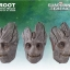เมาส์ไร้สาย Groot Guardians of the GalaxyWireless Mouse thumbnail 5