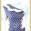 3189ชุดคนอ้วนผ้าไทยแต่งพื้นปกหยักสะดุดตาเพิ่มความโดดเด่นสวมใสออกงานสไตล์หวานคลาสสิค thumbnail 2
