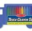 Melissa & Doug Truck Crayon Set 12 สี thumbnail 1