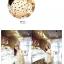 ชุดเดรสแฟชั่นกึ่งเสื้อ ผ้าชีฟองสวยหวานสไตล์เกาหลี มี 2 สี(ดำ/ขาว)-1033 thumbnail 8
