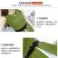 ชุดกางเกงสไตล์เกาหลี ระบายซับชีฟอง น่ารักฝุดๆเลยน้า มี 4สีค่ะ thumbnail 7