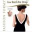 สายบราสำหรับเสื้อโชว์แผ่นหลัง low back bra strap thumbnail 1