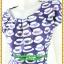 2986เสื้อผ้าคนอ้วน ชุดทำงานลายหมวกสไตล์แขนล้ำสวยมั่นใจแบบสาวอวบโมเดิร์นล้ำ ลายหมวกสุดคลาสสิคได้ทุกงาน thumbnail 3