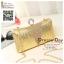 กระเป๋าออกงาน BM008: กระเป๋าคลัชสวย หรู สีทอง สีทองแดง เรียบเก๋ๆ ราคาถูก ใส่คู่กับชุดเดรสออกงานน่ารักมากค่ะ thumbnail 4