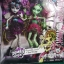 Monster High Zombie Shake Rochelle Goyle and Venus McFlytrap Doll (2-Pack) thumbnail 1