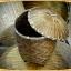 กะบุ้งไม้ไผ่สาน ไว้ใส่ของ thumbnail 1