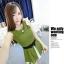 ชุดกางเกงสไตล์เกาหลี ระบายซับชีฟอง น่ารักฝุดๆเลยน้า มี 4สีค่ะ thumbnail 6