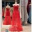 รหัส ชุดราตรี : PFL00023 ขายชุดราตรี สีแดง ดีเทลเก๋ด้านนอกยาวด้านในสั้น สวย หรู เซ็กซี่มาก ใส่ออกงาน กาล่าดินเนอร์ งานพรหมแดง ไปงานแต่งงาน ชุดยกน้ำชา ชุดถ่ายพรีเวดดิ้ง ชุดเพื่อนเจ้าสาว thumbnail 1