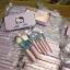 Sweet Pink Hello Kitty Makeup Brush Set ชุดแปรงแต่งหน้า ฮัลโหล คิตตี้ พร้อมกล่อง thumbnail 7